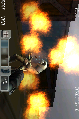 Screenshot Half Dead – 3D Shooter