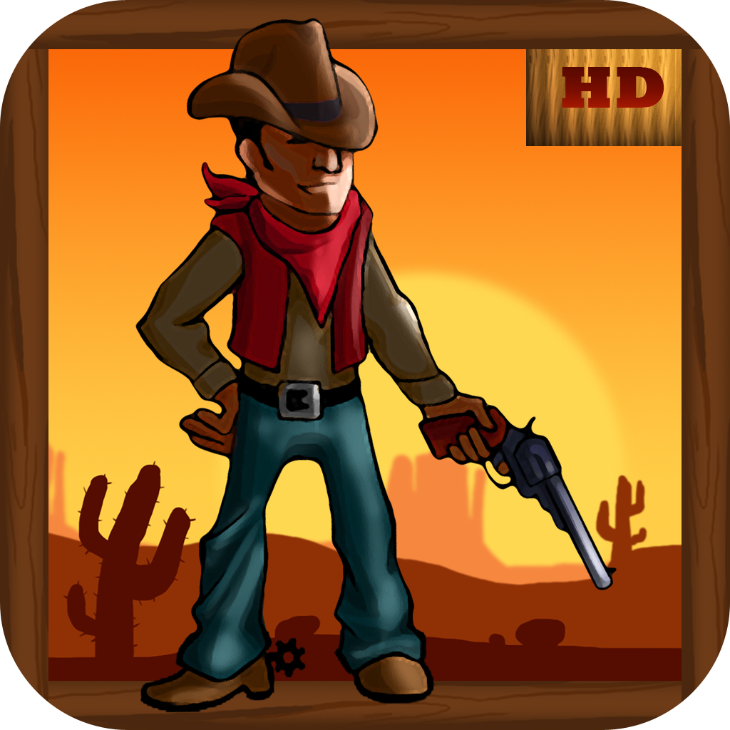 Cowboy Shooter -HD by Shannon Covington icon
