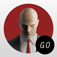 Hitman GO iPhone, iPad Icon