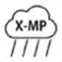 X-MP雨情報 (XRAIN - XバンドMPレーダ雨量情報)
